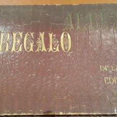 Cine: ALBUM REGALO DE LA CASA VECCHI (ACTORES Y ACTRICES AÑOS 20-30: GRETA GARBO, BUSTER KEATON,.. ). Lote 198240458