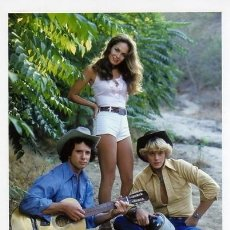 Cine: DUKES OF HAZZARD JOHN SCHNEIDER CATHERINE BACH TOM WOPAT PHOTO FOTO. Lote 198556447