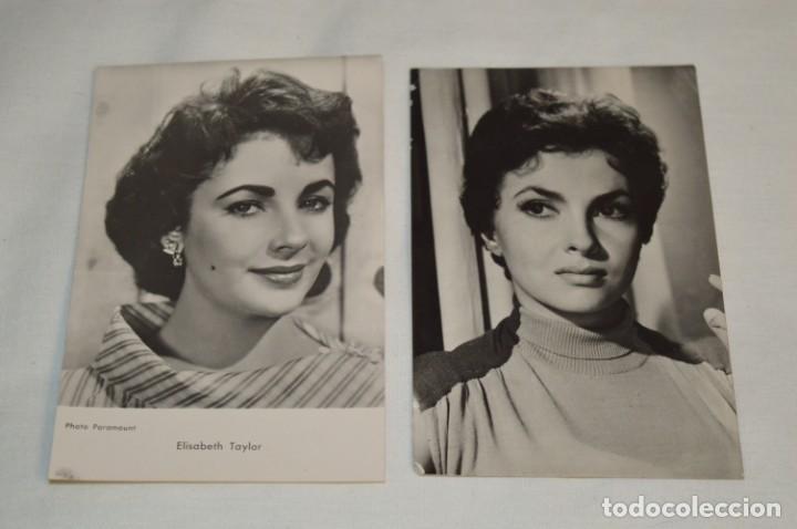 Cine: 13 postales antiguas - Actores / actrices, artistas - En B/N - Mira fotos y detelles - Foto 5 - 199245937