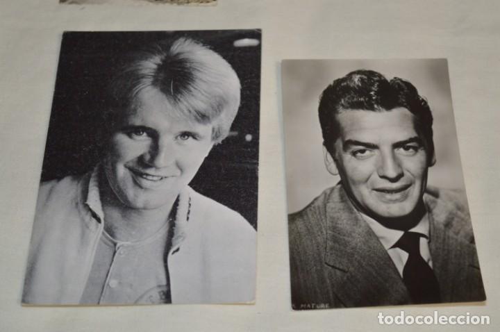 Cine: 13 postales antiguas - Actores / actrices, artistas - En B/N - Mira fotos y detelles - Foto 6 - 199245937