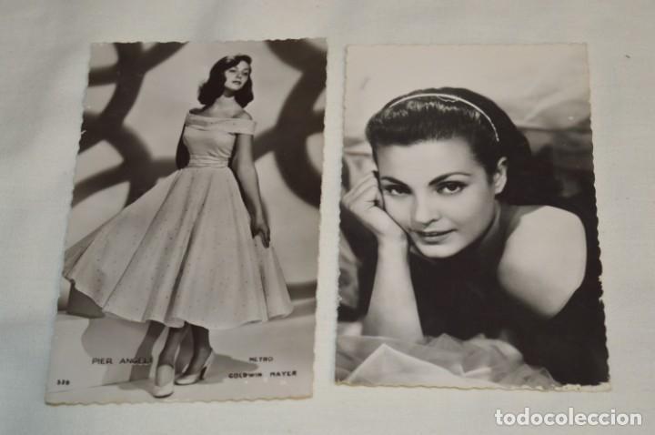 Cine: 13 postales antiguas - Actores / actrices, artistas - En B/N - Mira fotos y detelles - Foto 7 - 199245937