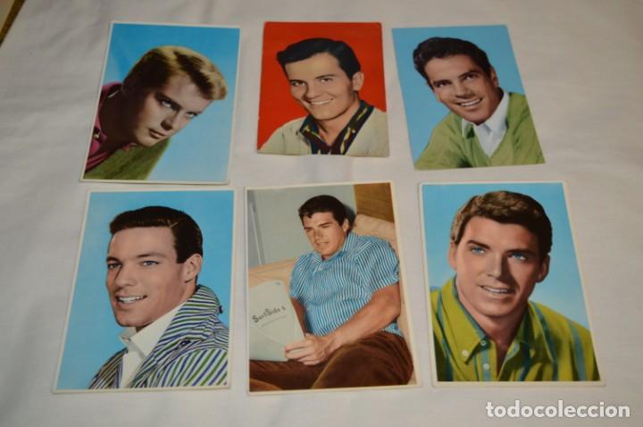 Cine: 48 postales antiguas - Años 60 - Actores / actrices, artistas - En B/N - ¡Mira fotos y detelles! - Foto 6 - 199246696