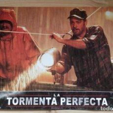 Cine: FOTOCROMO LA TORMENTA PERFECTA. 34 X 24 CM . Lote 199621337