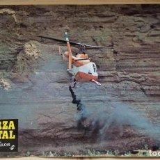 Cine: FOTOCROMO FUERZA MORTAL. UN FILM DE MAX H. BOULOIS. . Lote 199621483