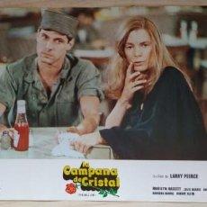 Cine: FOTOCROMO PAPEL DE LA PELICULA LA CAMPANA DE CRISTAL. MARILYN HASSETT, JULIE HARRIS, ANNE JACKSON.... Lote 199903313
