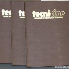 Cine: TECNICAS DE FILMACION SUPER 8. Lote 200398746