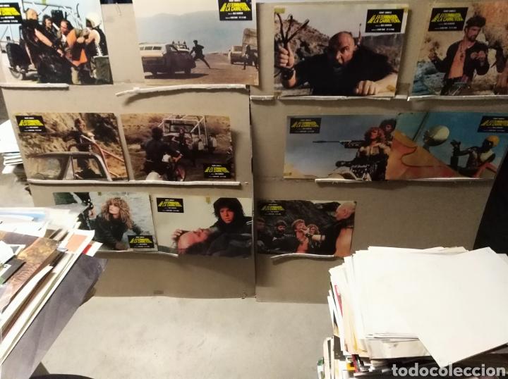 EL EXTERMINADOR DE LA CARRETERA ROBERT IANUCCI 11 FOTOCROMOS ORIGINALES Q (Cine - Fotos, Fotocromos y Postales de Películas)
