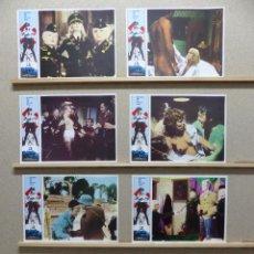 Cine: LA LOBA DE LAS SS - DYANNE THORNE, JO JO DEVILE - AÑO 1974, SET COMPLETO 8 FOTOCROMOS. Lote 201644565