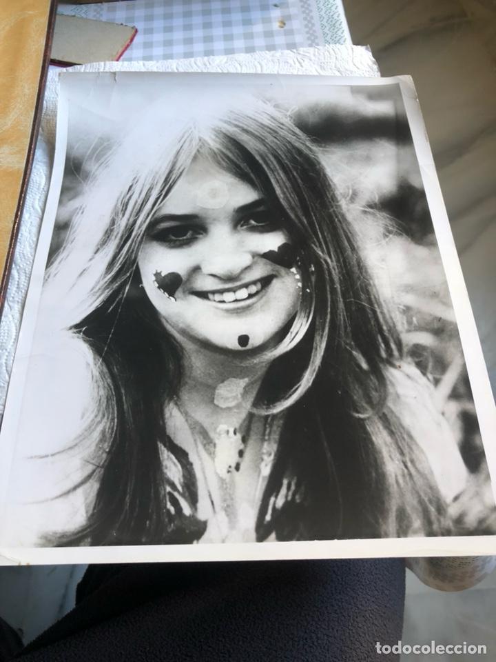ANTIGUA FOTOGRAFÍA DE ARTISTA A IDENTIFICAR (Cine - Fotos y Postales de Actores y Actrices)