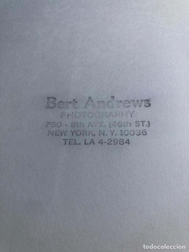 Cine: Antigua fotografía de artista a identificar - Foto 2 - 202636622