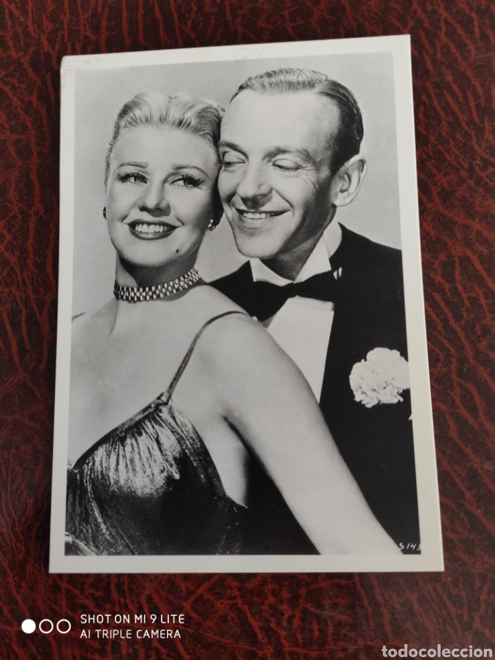 Fred Astaire Y Ginger Rogers Buy Photos And Postcards Of Actors And Actresses At Todocoleccion 203500513