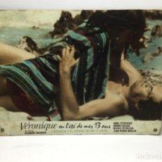 Cine: FOTOCROMO CARTÓN ORIGINAL ESTRENO - VERONIQUE. Lote 204194327