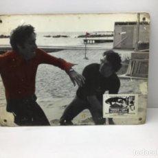 Cine: FOTOCROMO CARTÓN ORIGINAL ESTRENO - HOLD UP. Lote 204195912