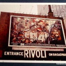 Cine: FOTOGRAFIA ORIGINAL. ESTRENO PELICULA - 1941 - CINE RIVOLI BROADWAY 1978. .ENVIO INCLUIDO.. Lote 204385892