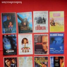 Cine: LOTE 25 POSTALES + 2 REPES, 6 LAUREN FILMS AÑO 1995, EXCELENTE ESTADO. Lote 204460328