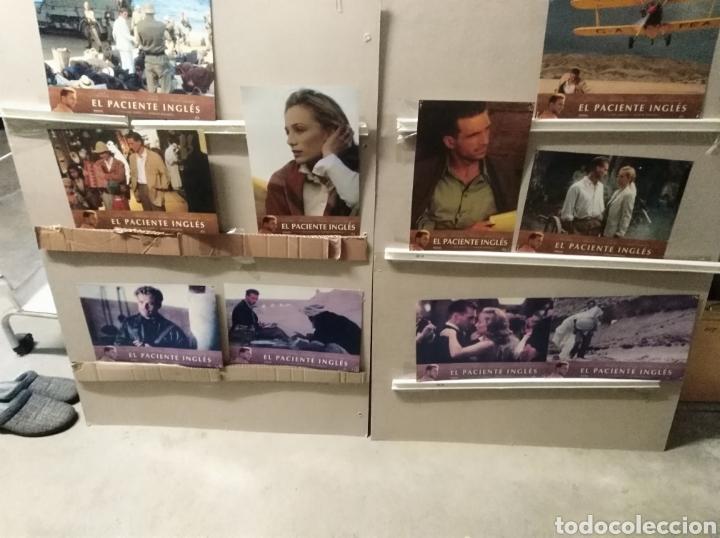 EL PACIENTE INGLÉS RALPH PHIENNES 11 FOTOCROMOS ORIGINALES B2 (1193) (Cine - Fotos, Fotocromos y Postales de Películas)