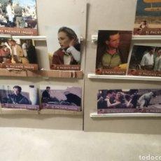 Cine: EL PACIENTE INGLÉS RALPH PHIENNES 11 FOTOCROMOS ORIGINALES B2 (1193). Lote 204778690