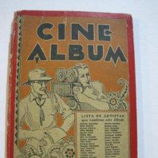 Cine: CINE ALBUM-LIBRO CON 36 FOTOGRAFIAS DE ARTISTAS DEL CINE-EDICIONES IBERIA-VER FOTOS-(V-20.120). Lote 204834240