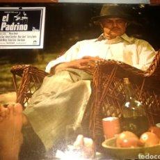 Cine: EL PADRINO FOTOCROMO ORIGINAL-ESTRENO LOBBY CARD-MARLON BRANDO-. Lote 205450260