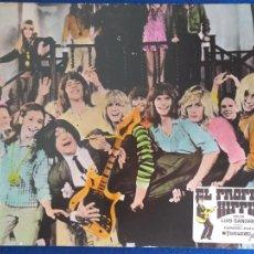 Cine: FOTOCROMO EL PROFESOR HIPPIE. FERNANDO AYALA, 1969. LUIS SANDRINI, ROBERTO ESCALADA. CARTÓN. 38 X 28. Lote 205540566