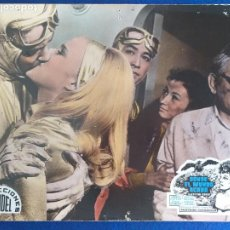 Cine: FOTOCROMO DE CARTÓN. DONDE EL MUNDO ACABA (LATITUD CERO) (ISHIRO HONDA, 1969). JOSEPH COTTEN, ROMERO. Lote 205541247