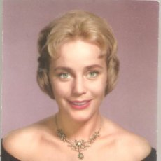 Cine: MARIA SCHELL ..EDICION ROTACOLOR Nº 92 -- 10,5 X 14,8 CMS. VELL I BELL. Lote 205547040