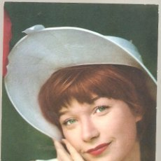 Cine: SHIRLEY MACLAINE...EDICION ROTACOLOR Nº 165 -- 10,5 X 14,8 CMS. VELL I BELL. Lote 205547337
