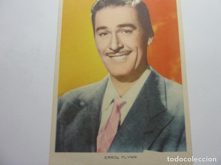 Cine: COLECCION 25 POSTALES FAMOSOS DE LA PANTALLA OBSEQUI DENTICLOR - Foto 6 - 205688598