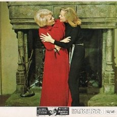 Cine: FOTOGRAFÍA ORIGINAL MOMENT TO MOMENT HONOR BLACKMAN JEAN SEBERG 1965 MELVYN LEROY UNIVERSAL PICTURES. Lote 205720908