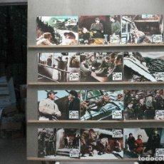 Cine: SCDO 053 EL DESAFIO DE LAS AGUILAS CLINT EASTWOOD SET COMPLETO 12 FOTOCROMOS ORIGINAL R-70'S. Lote 236804960