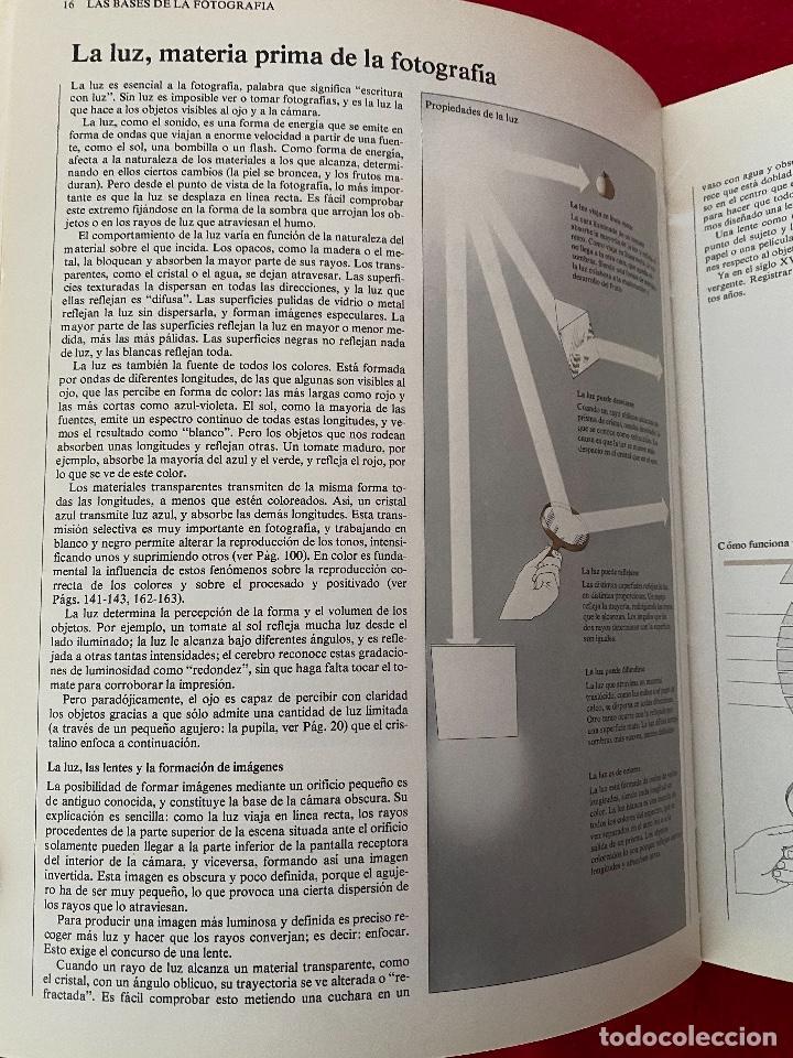 Cine: LA FOTOGRAFÍA PASO A PASO UN CURSO COMPLETO - MICHAEL LANGFORD - HERMAN BLUME EDICIONES - EXCELENTE - Foto 6 - 206369876