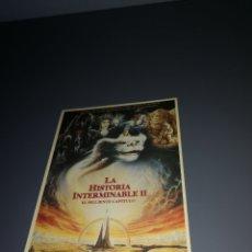 Cine: EST2. T15. TARJETA POSTAL. LA HISTORIA INTERMINABLE II. Lote 206906265