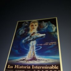 Cine: EST2. T16. TARJETA POSTAL. LA HISTORIA INTERMINABLE. Lote 206906533