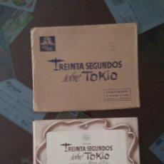 Cine: 12 FOTOCROMOS DE LA PELICULA MAS TITULO MAS SOBRE ORIGINAL--TREINTA SEGUNDOS SOBRE TOKIO. Lote 206906805
