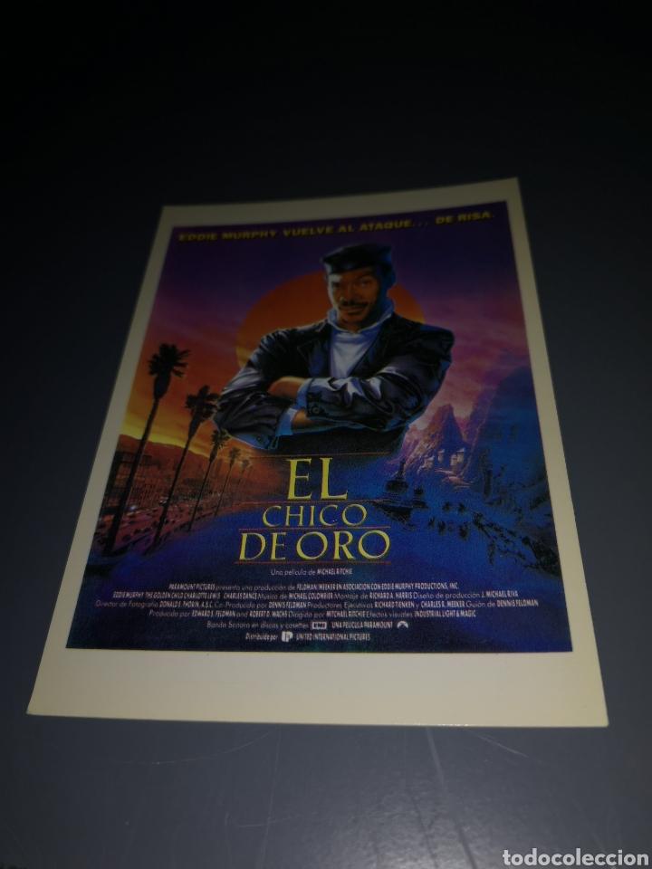 EST2. T19. TARJETA POSTAL. EL CHICO DE ORO (Cine - Fotos, Fotocromos y Postales de Películas)