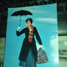 Cine: HAGA SU OFERTA - POSTAL MARY POPPINS WALT DISNEY. AÑOS 60S . EDICIONES FHER SIN ESCRIBIR. Lote 207011515