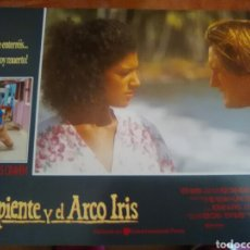 Cine: LA SERPIENTE Y EL ARCO IRIS SET COMPLETO ESTRENO-12 FOTOCROMOS-WES CRAVEN-. Lote 210655211