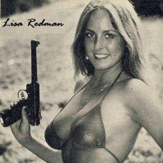 Cine: RARA FOTO LISA REDMAN #1 - EXTRACT TO SCOPE MAGAZINE DECEMBRE 3, 1982. Lote 211438510