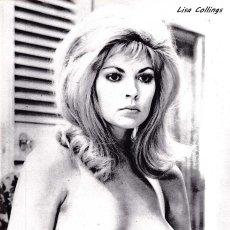 Cine: FOTO LISA COLLINGS DESNUDA #1 - IN THE FILM: LOVE IS A SPLENDID ILLUSION, AMANDA DUBARRY (1970). Lote 211438615