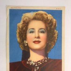 Cine: NORMA SHEARER, ESTRELLA DEL CINE DE HOLLYWOOD DE LOS AÑOS VEINTE Y TREINTA.. (H.1950?). Lote 211445559