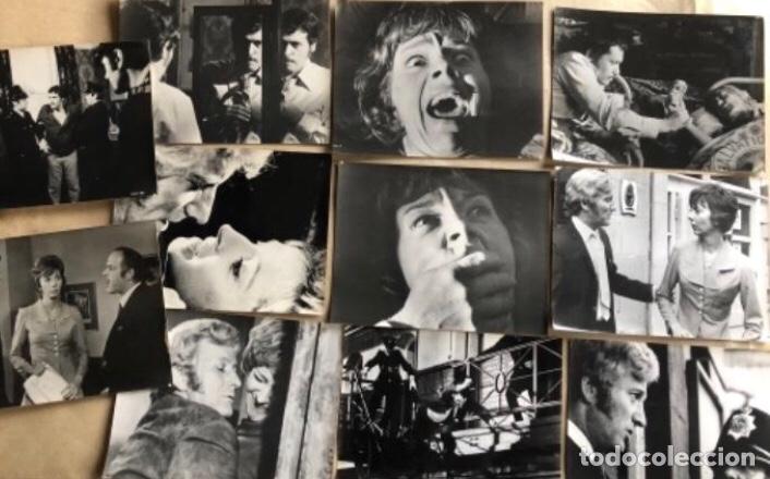FRENESÍ (ALFRED HITCHCOCK). LOTE 11 FOTOGRAFÍA EN B/N. (Cine - Fotos, Fotocromos y Postales de Películas)