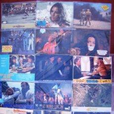Cine: LOTE DE MÁS DE 130 FOTOCROMOS DE 15 PELÍCULAS -VER LISTA-. Lote 212283851