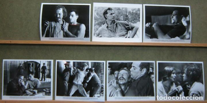 F29118D ALAN PARKER EL EXPRESO DE MEDIANOCHE 7 FOTOS B/N ORIGINALES AMERICANAS (Cine - Fotos, Fotocromos y Postales de Películas)
