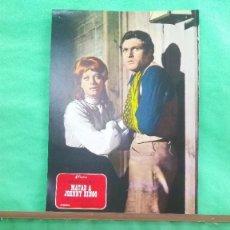 Cine: FOTOCROMO CINE - MATAD A JOHNNY RINGO - BRETT HALSEY - LOTE DE 2 - F4. Lote 214469676