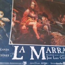 Cine: 12 FOTOCROMOS ORIGINALES - LA MARRANA - ALFREDO LANDA- JUEGO COMPLETO. Lote 214756053