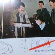 Cine: 4-POS-- 12 FOTOCROMOS DE LA PELICULA-- EL PICO. Lote 214937203