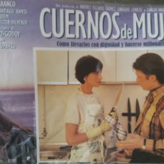 Cine: 12 FOTOCROMOS ORIGINALES - CUERNOS DE MUJER- MARIA BARRANCO - JUEGO COMPLETO. Lote 215262203
