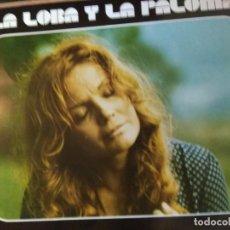 Cine: 12 FOTOCROMOS 45X31 DE LA PELICULA --LA LOBA Y LA PALOMA. Lote 215374596