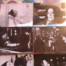 Cine: 6 FOTOS 25 X 19 - EDWIGE FENECH / ANA, ESE PARTICULAR PLACER - EN ESTUPENDO ESTADO. Lote 215428960