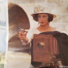 Cine: 12 FOTOCROMOS ORIGINALES - LA LEY DE LA FRONTERA - AITA SANCHEZ GIJON - JUEGO COMPLETO. Lote 216581811